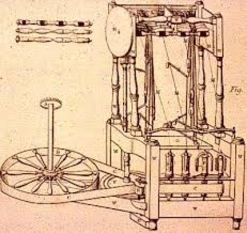 The Invention Of The Water Frame