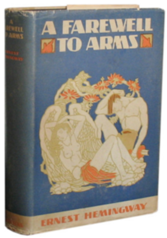 A Farewell to Arms by Ernest