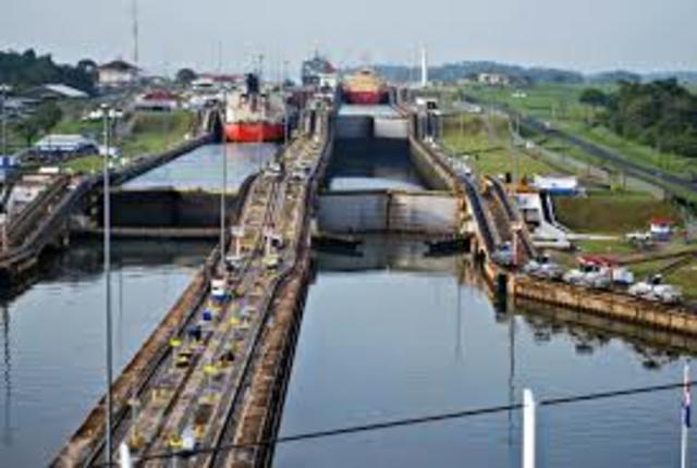 INAUGURACIÓN CANAL DE PANAMÁ