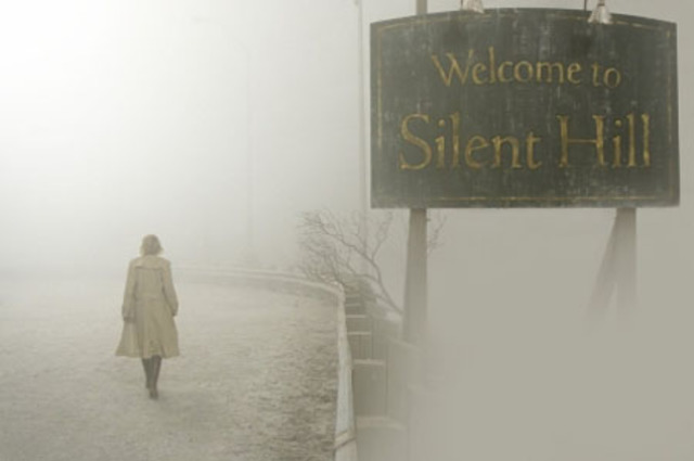 The Silent Towns