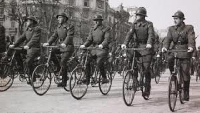 Fotográfia y Fin de la segunda guerra mundial