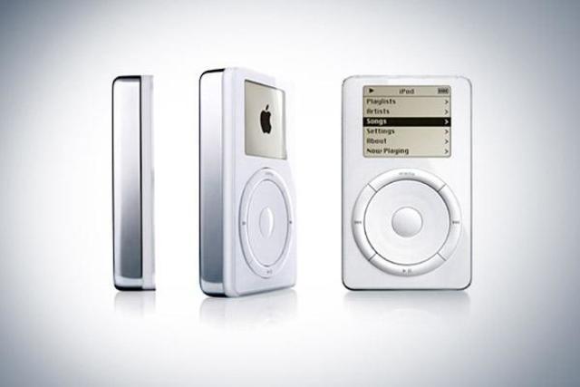 iPod 1st generation