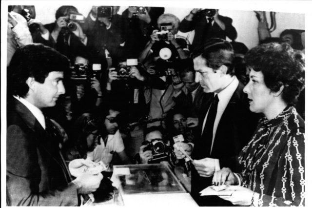 Elecciones generales democráticas de 1977