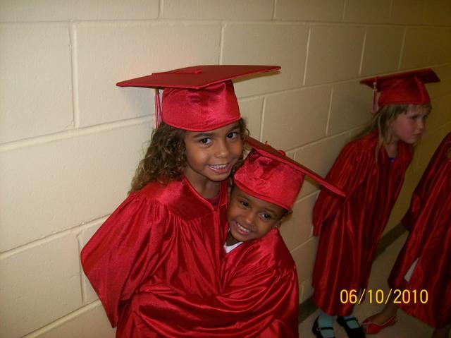 My sisters V.P.K. graduation