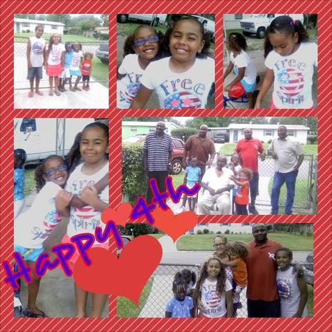 4th of July celebration.