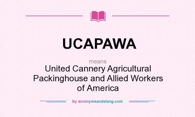 UCAPAWA
