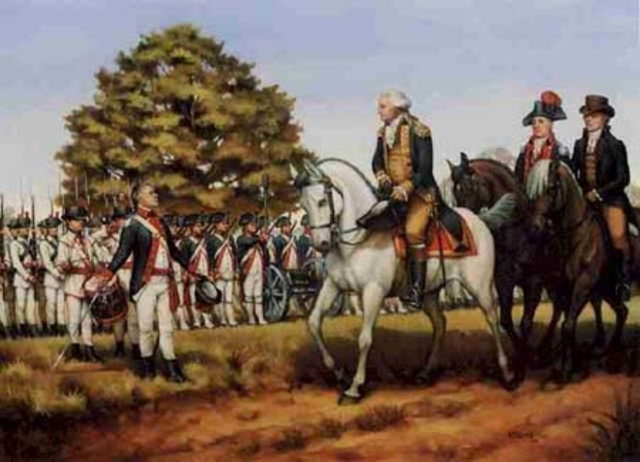 Wiskey Rebellion