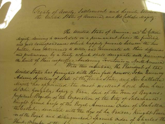 Transcontinental Treaty
