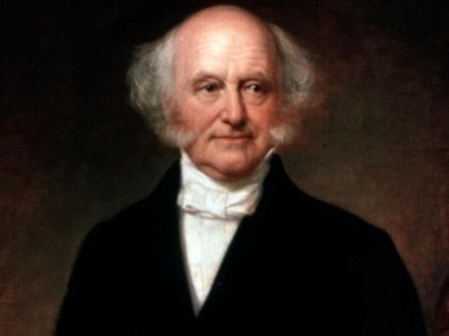 Martin Van-Buren Greatest Accomplishment and historical event