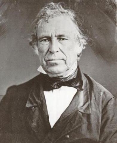 Zachary Taylor Greatest accomplishments and historical event