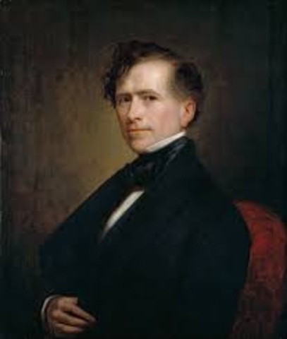Franklin Pierce Greatest Accomplishment and Historical Event