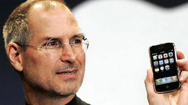 Lazamiento del Primer iPhone