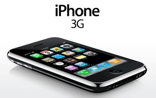 Lanzamiento iPhone 3G