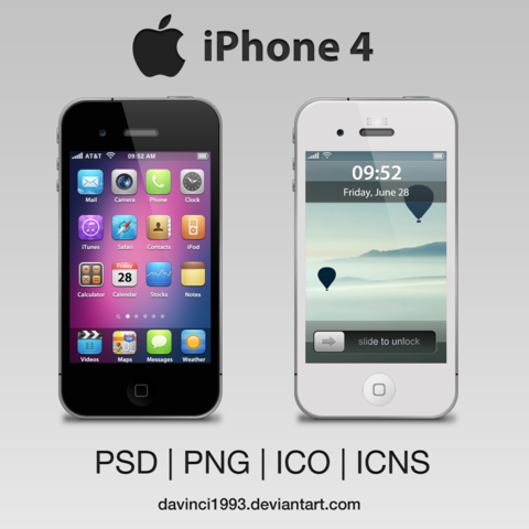 Lanzamiento iPhone 4