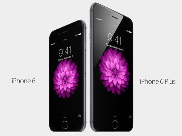 Lanzamiento iPhone 6 y 6+