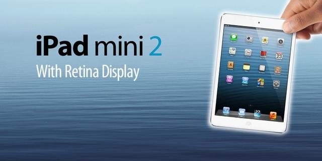 Lanzamiento iPad mini 2