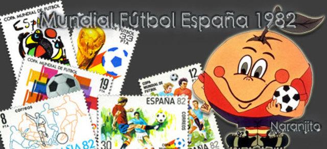 Mundial de futbol en España