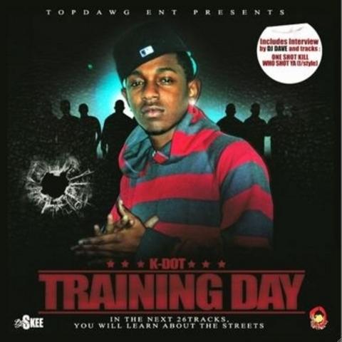 Second Mixtape - Training Day