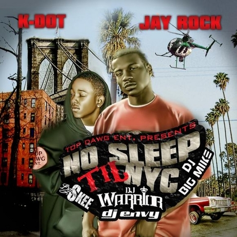 No Sleep 'Til NYC mixtape