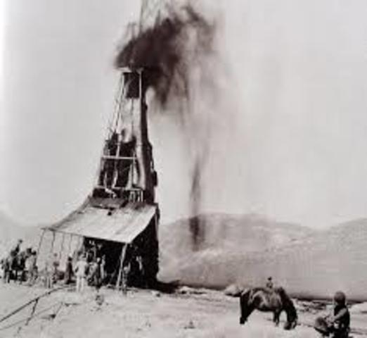 Encuentran petroleo en Shardin