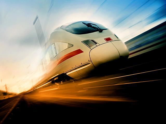 Движение высокоскоростных поездов
