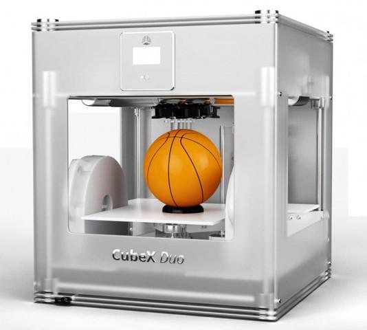 3D печать: трехмерный принтер