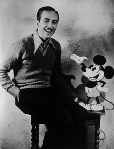 """""""Mickey Mouse"""" is born!"""