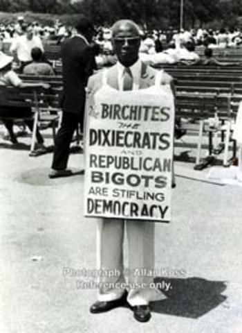 Dixiecrats
