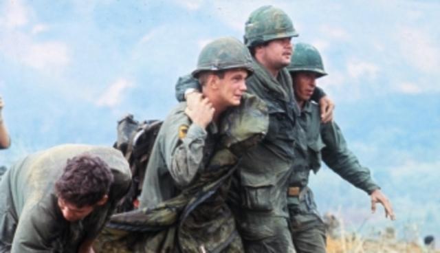 We enter the Vietnam War!