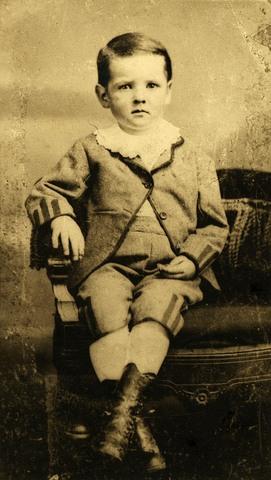 Herbert Hoover Born