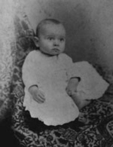 Harrry S. Truman Born
