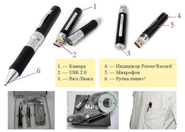 Шариковая ручка: новый дизайн ручки