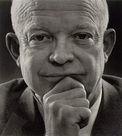 Dwight D. Eisenhower Dies