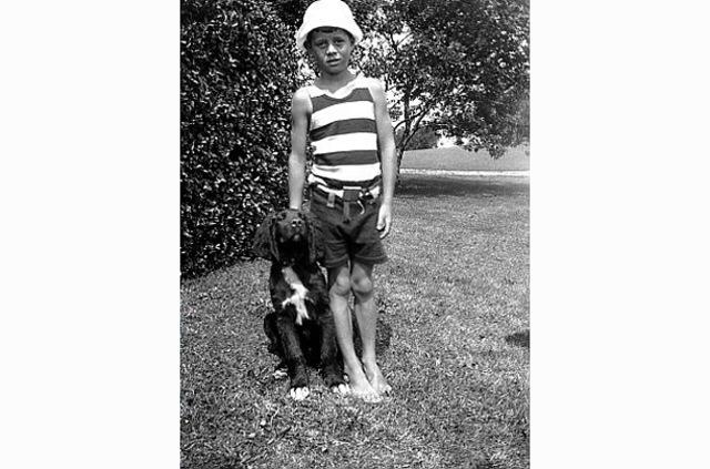 John F. Kennedy Born