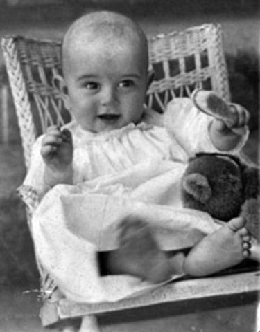 Lyndon B. Johnson Born
