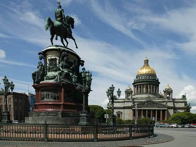 Основание Санкт-Петербурга