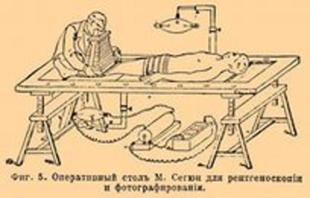 Ренген: рентгеновские лучи