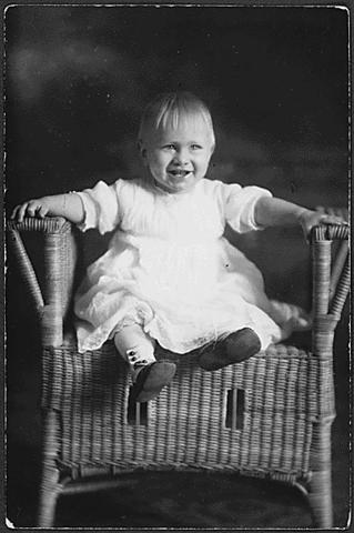 Gerald Ford Born
