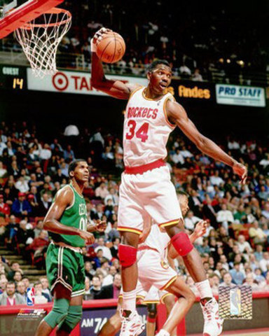 Hakeem's 6th All-Star appearance