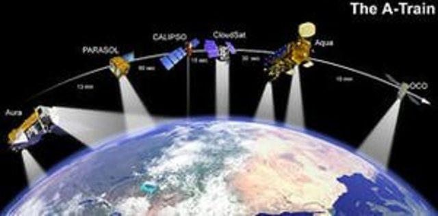 Спутник: зарубежные работы