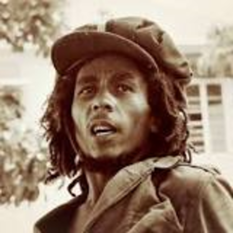 Death of Bob Marley