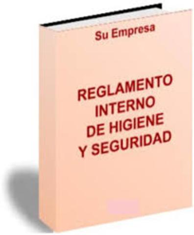 reglamento de higiene y seguridad en Colombia