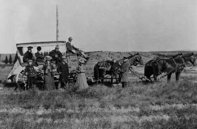 Capture of Nez Perce