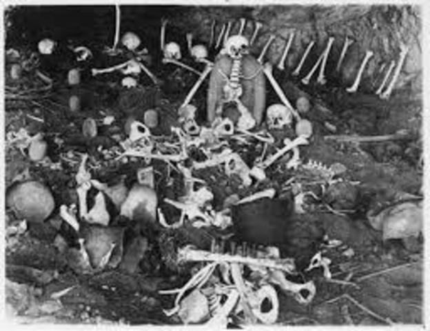 Camp Grant AZ Apache Massacre