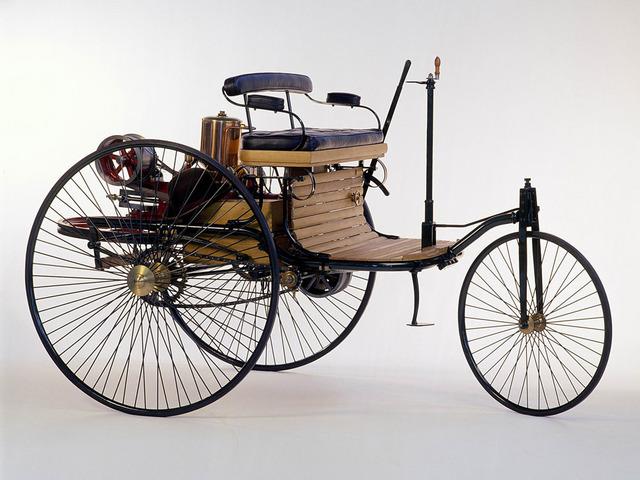 Появился первый в мире автомобиль