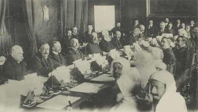 Celebración de la Conferencia de Algeciras