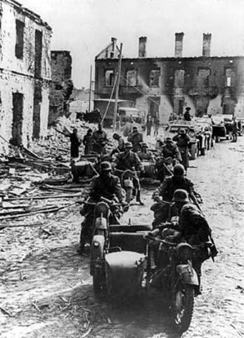 Blitzkrieg Attack on Poland