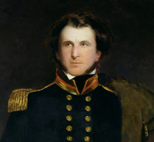 James Clark Ross discovered the Ross Sea
