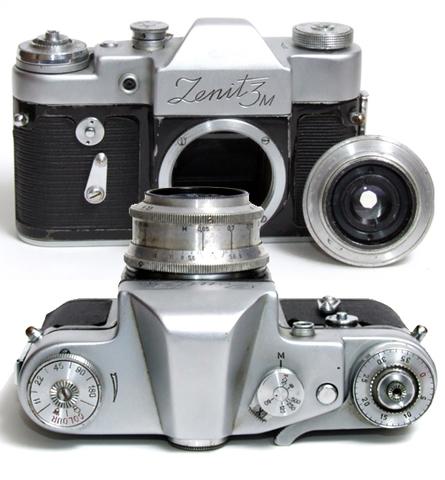 La cámara Zenit
