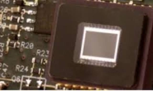 Sensor de megapíxeles